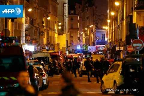 Теракти в Парижі