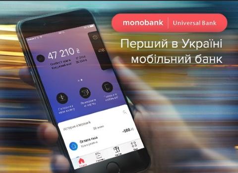Монобанк (monobank) Украина